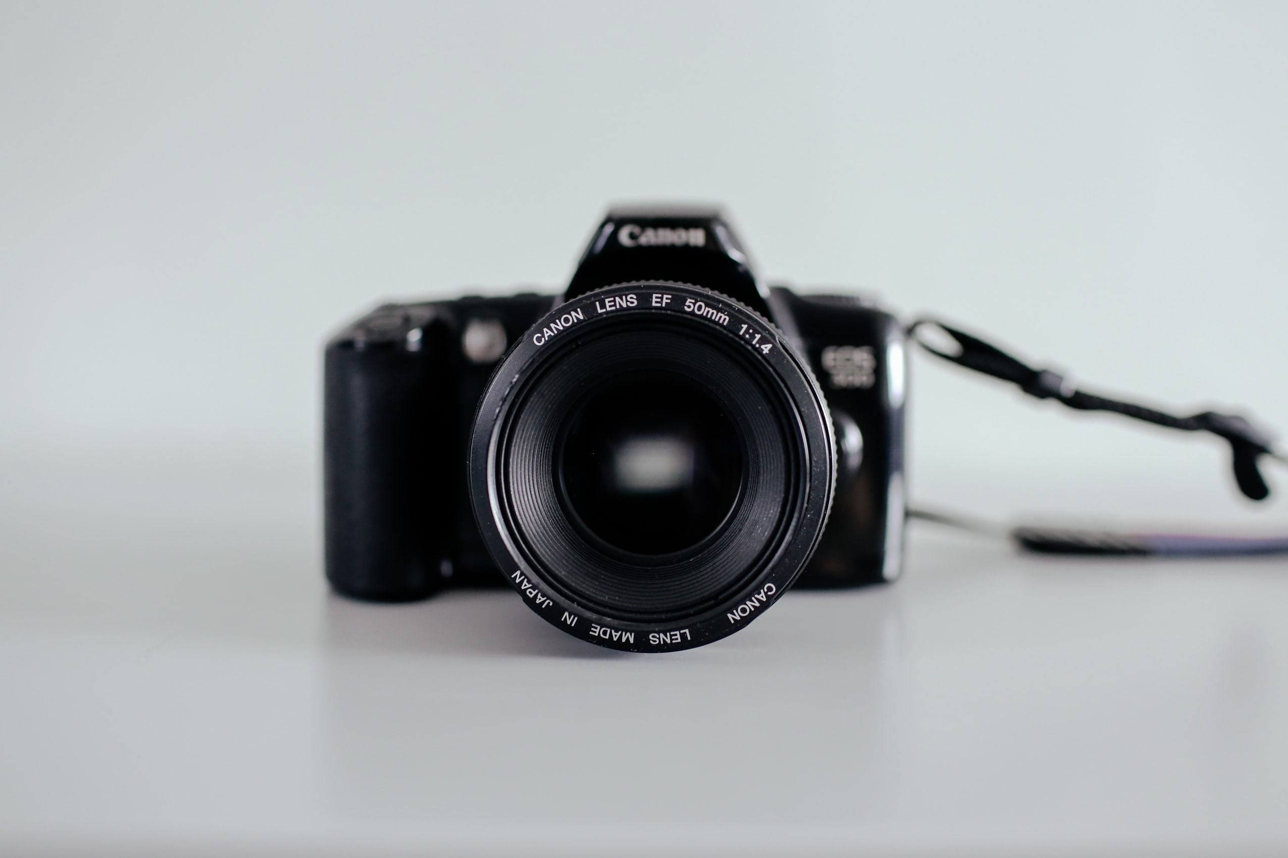 10 Best Budget Cameras For Filmmaking in 2019 - An image of a Canon DSLR camera