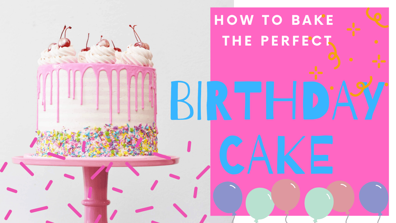 15 Tips for Creating Great Marketing Videos - An image of a birthday cake