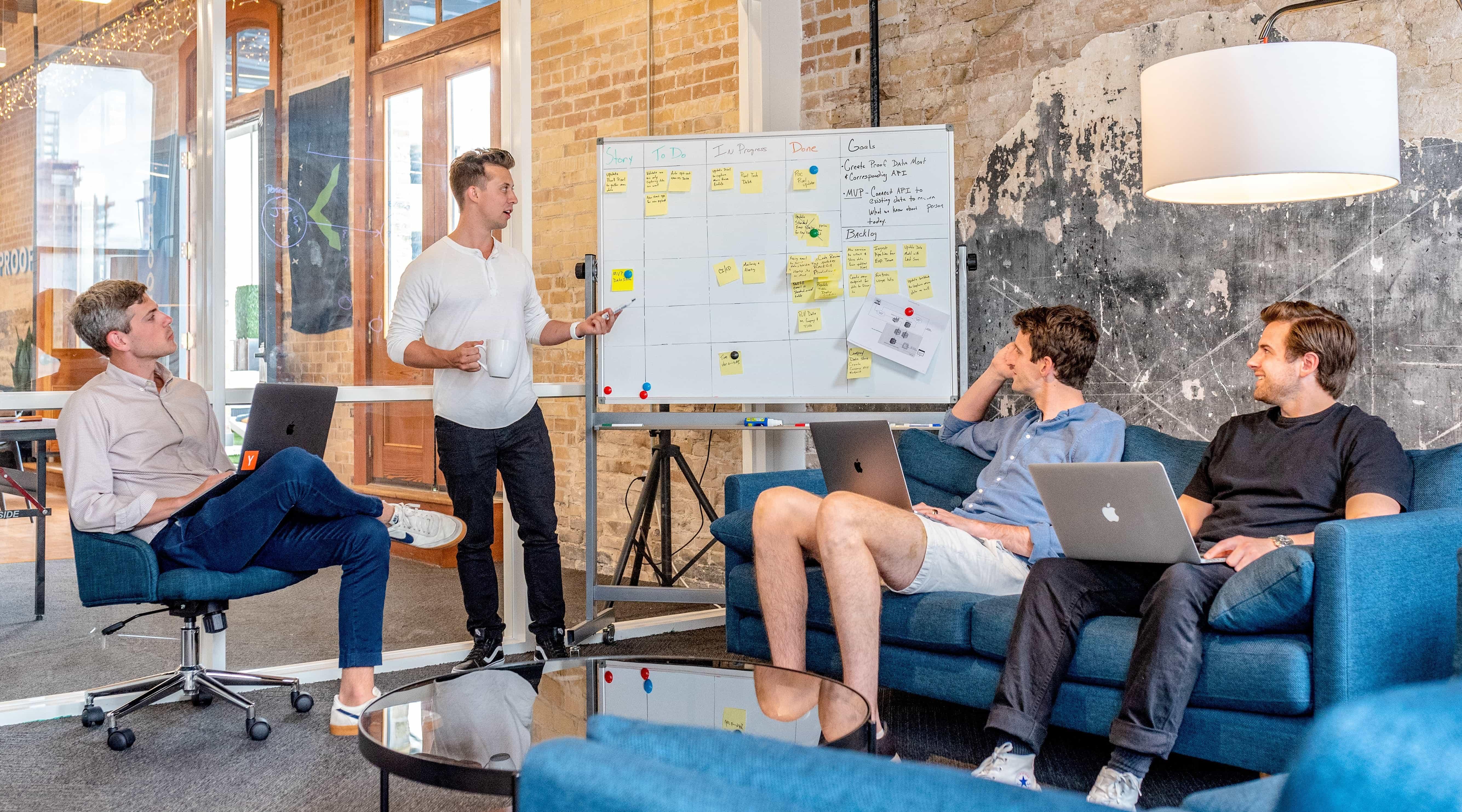 best video marketing tools 2020 - marketing meeting