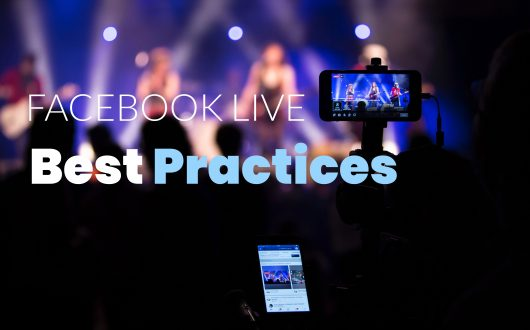 Facebook Live Best Practices - Filming Band with Smartphone