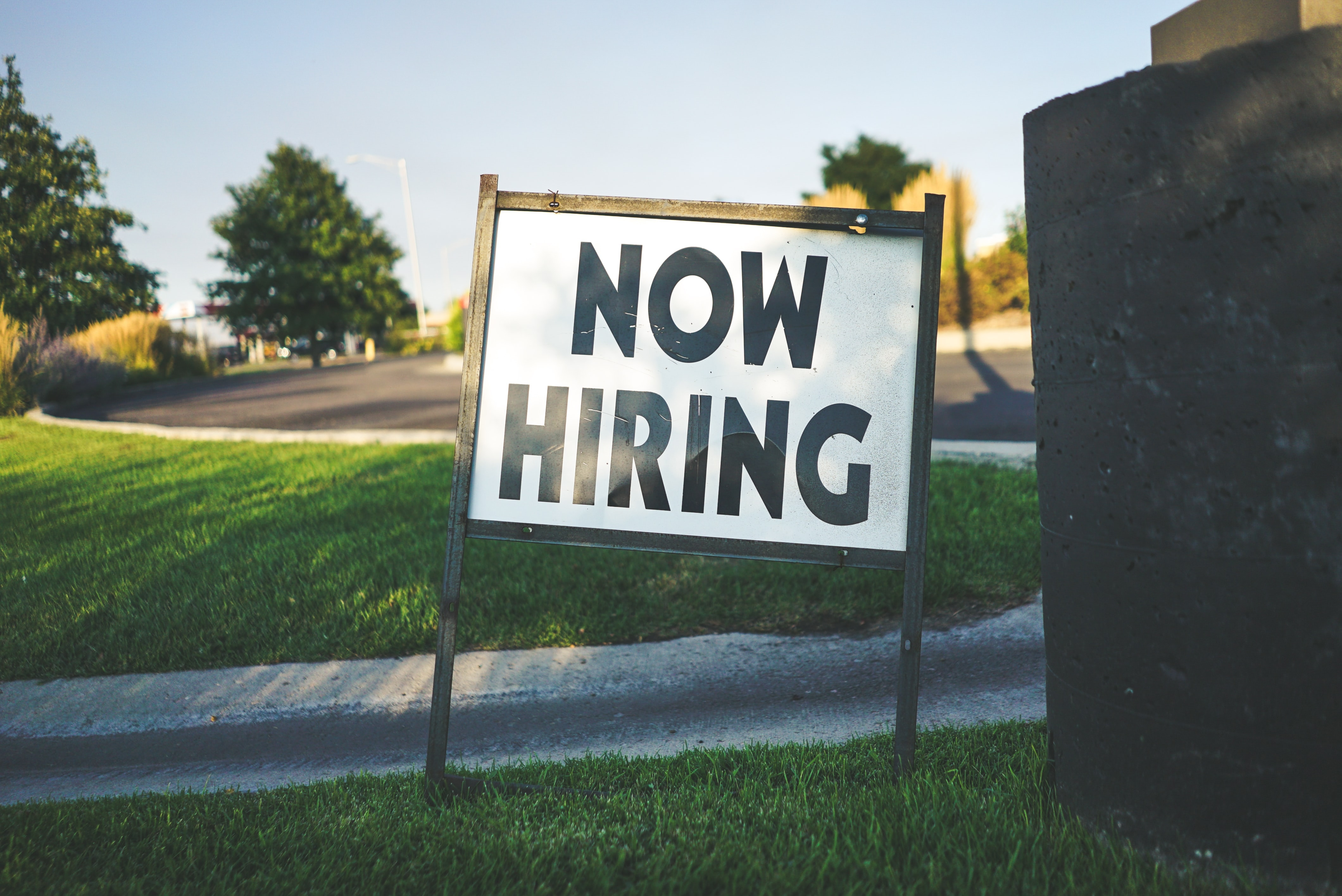 Avoid These Common Filmmaking Mistakes - An image of a now hiring sign