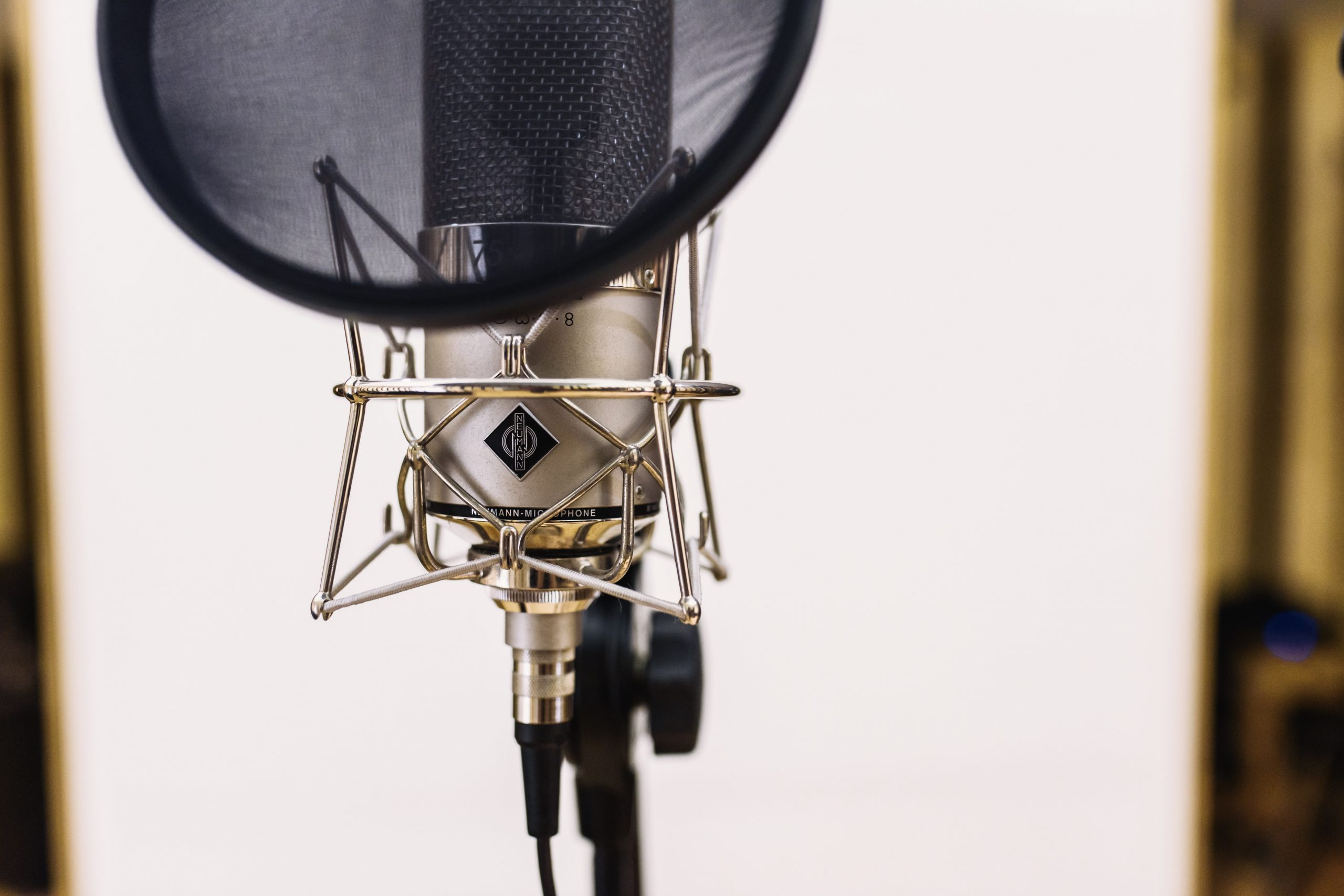 What to Look for in a Voiceover Artist - Neumann Condenser-Microphone
